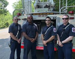 Local 1619 Firefighters