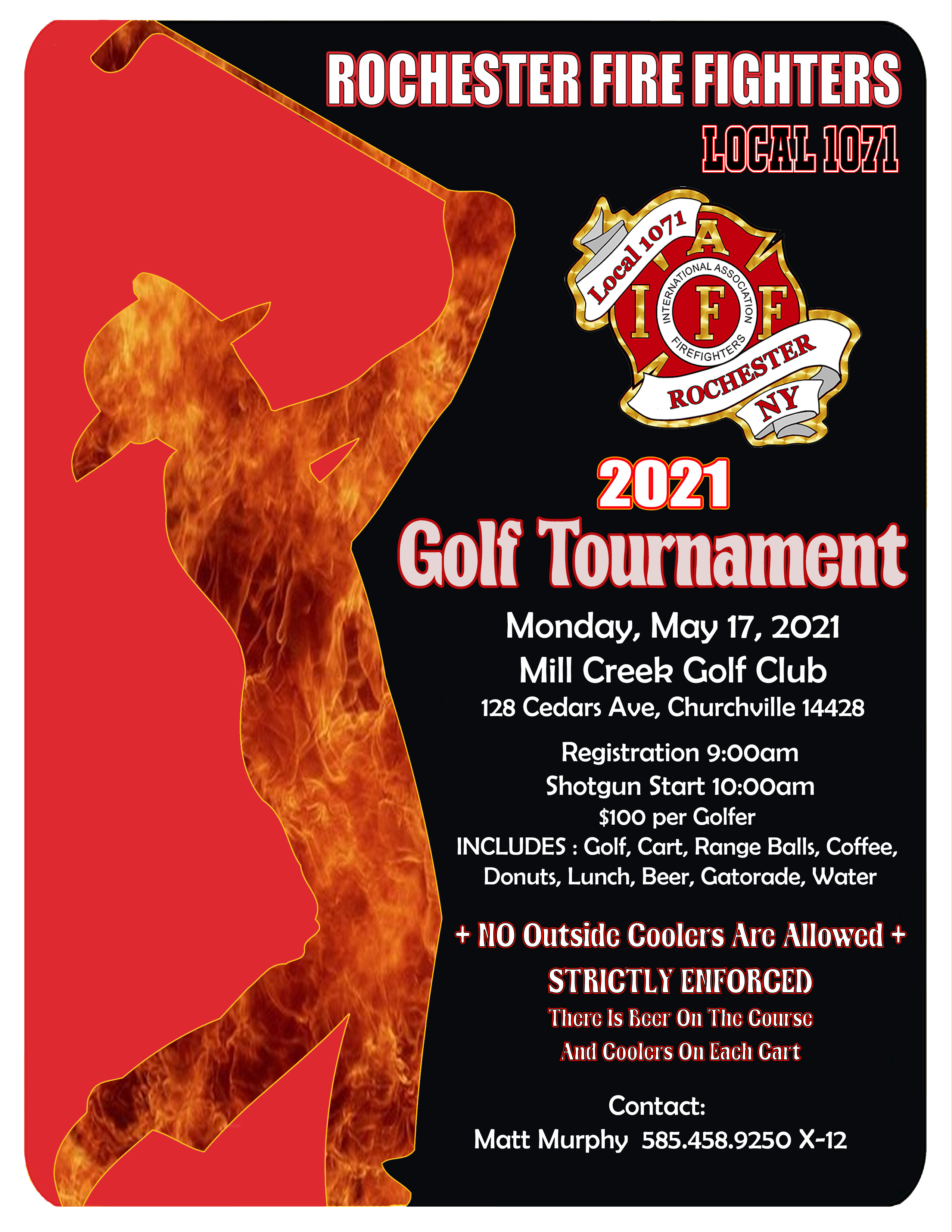 2021 Golf Tournament