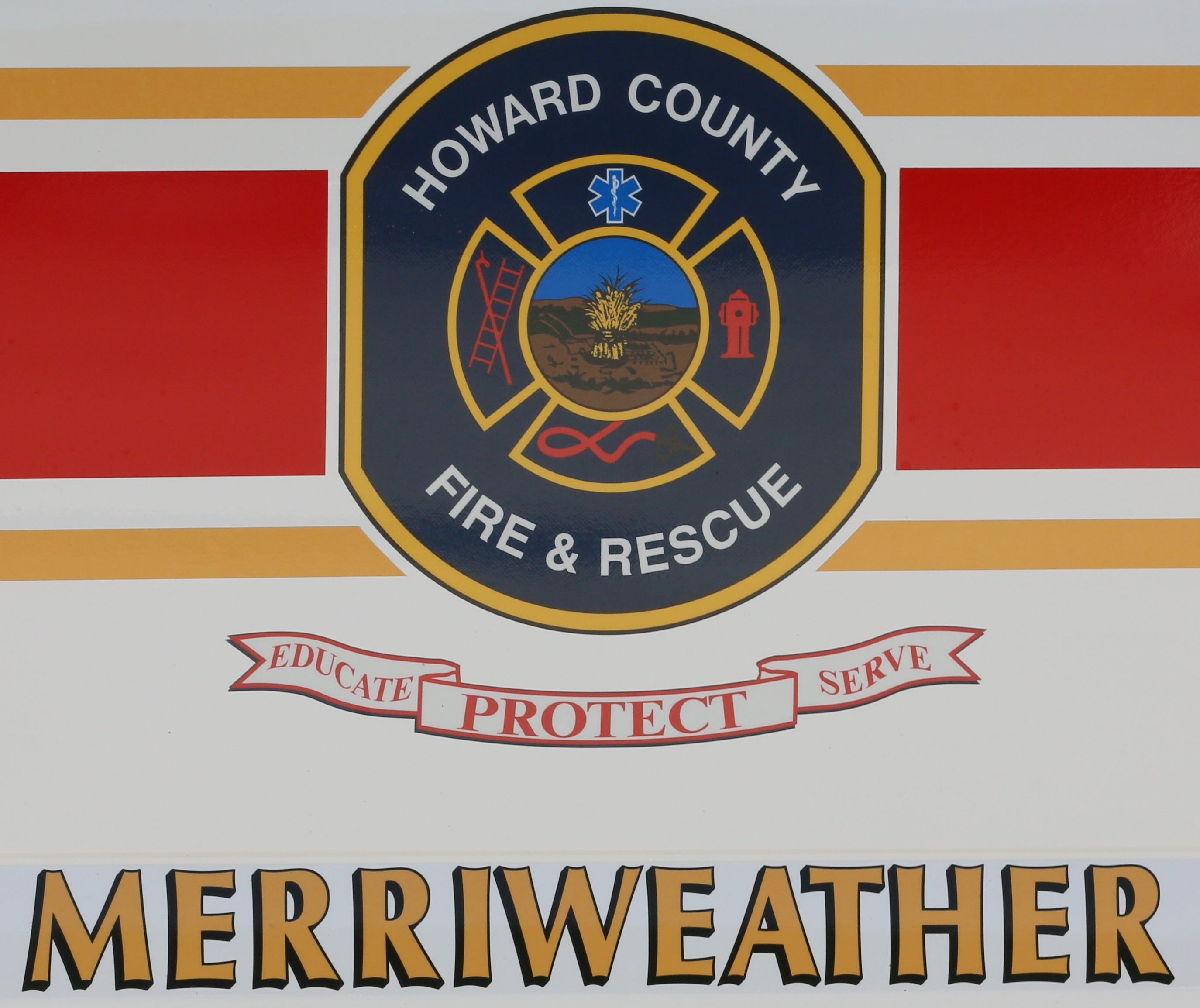 Howard County Professional Fire Fighters