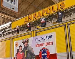 Annapolis Fill The Boot