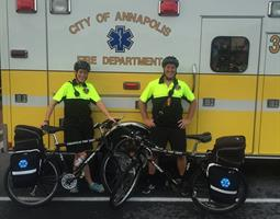 Bicycle Paramedics