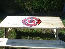 Local 3444 Community Picnic Tables