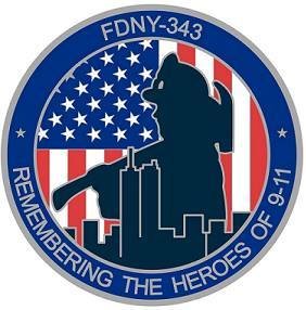 FDNY 343 - Never Forget