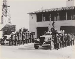 L.A. County Fire station - in SFS 1930's