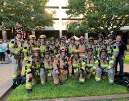 Fort Worth Stair Climb 2019