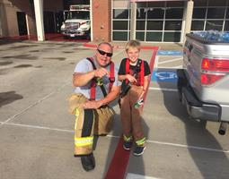 Junior Firefighter Story (1)