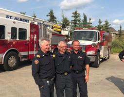 St Albert Firefighters